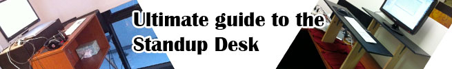 The Ultimate Guide to the Standup Desk